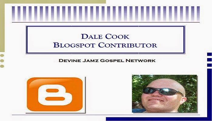 Christian Contributing Blogger Dale Cook
