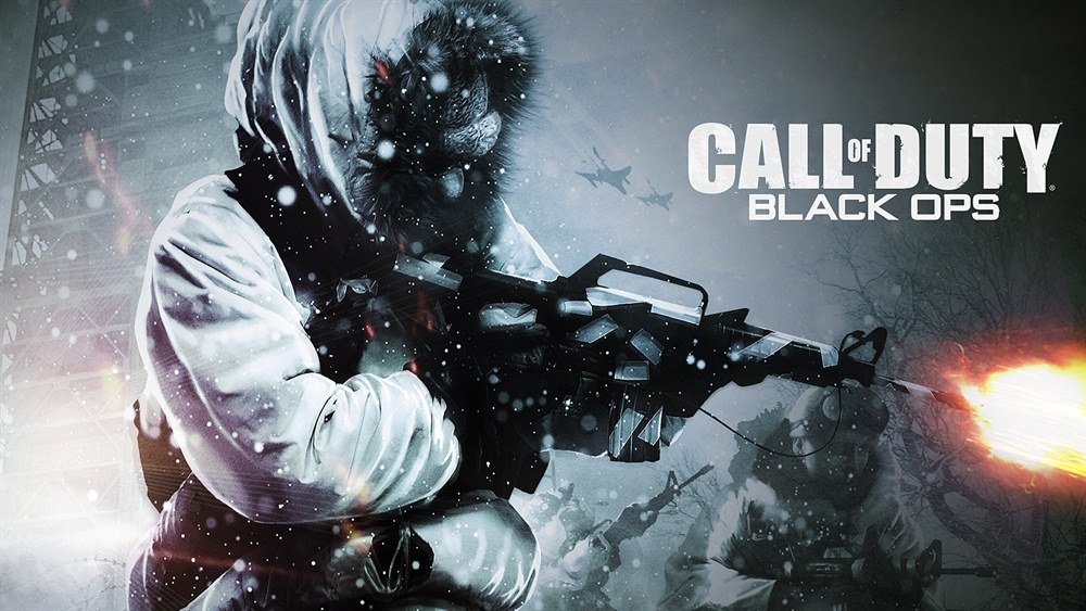 Call of Duty Black Ops Download Poster