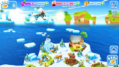 تحميل لعبة ice age للأندرويد , تحميل لعبة ice age مهكرة, تحميل لعبة ice age 1 من ميديا فاير