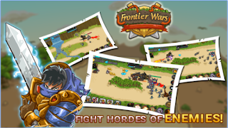 Frontier Wars MOD Apk [LAST VERSION] - Free Download Android Game