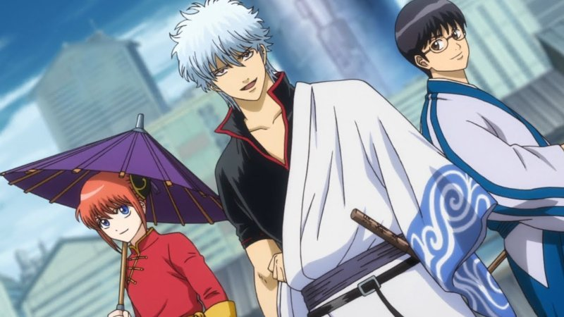 Gintama Silver Soul Arc anime