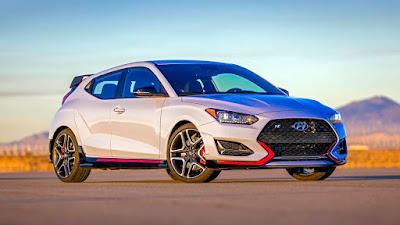 Nouveau Hyundai Veloster 2019 - Caractéristiques, Prix, Date de sortie