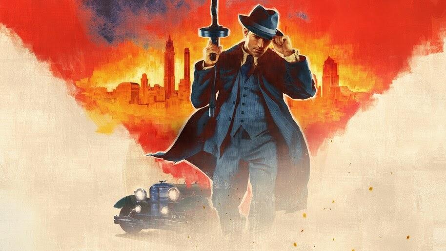 Mafia Definitive Edition, 4K, #3.2020