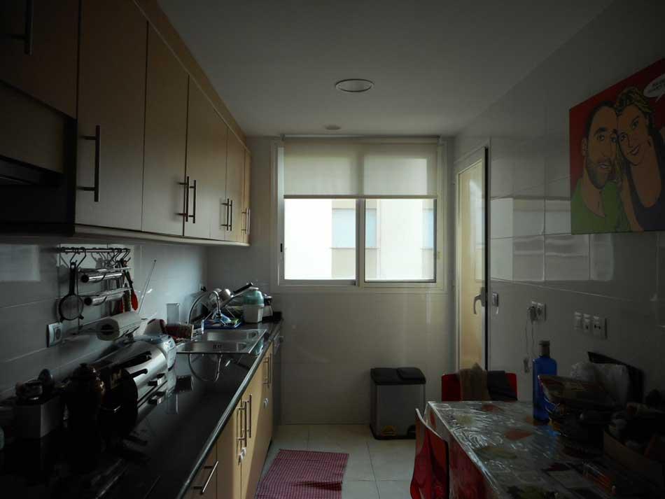 piso en venta calle guardamar de segura grao castellon cocina