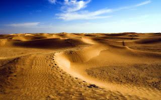 Significado de los Sueños: Soñar con Desiertos