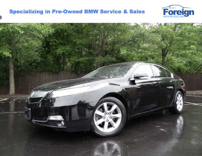 Crystal Black Pearl, 2012 Acura TL, Foreign Motorcars Inc, Quincy Massachusetts, 02169, For Sale