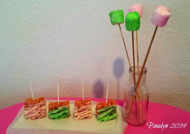 Rainbow Desserts, Food, Spring Food