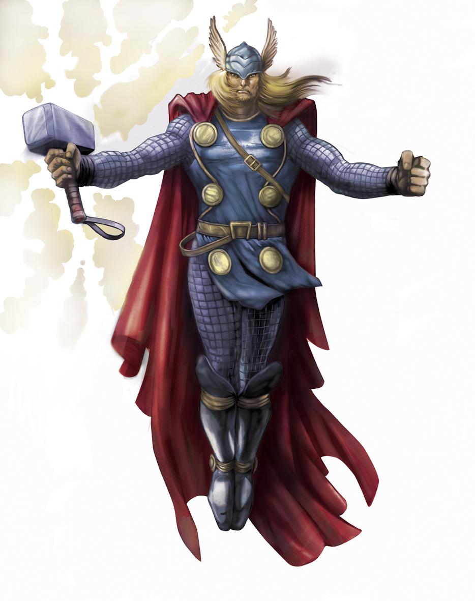 Alejandro Alemán Thor