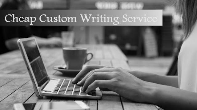 Custom essay writers really cheap
