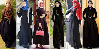 Mau Tampil Modis? Baca Dulu Tips Memilih Baju Busana Muslim Model Terbaru