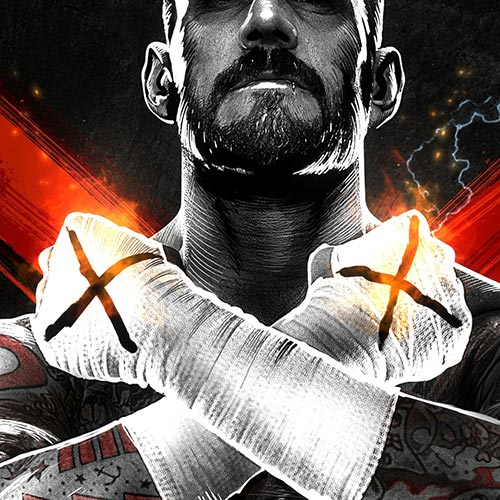CM Punk Wallpaper Engine