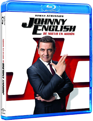 Johnny English Strikes Again [2018] [BD50] [Latino]
