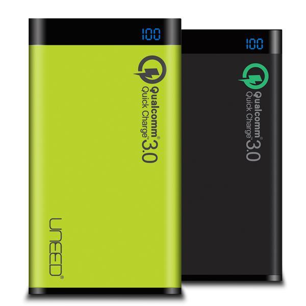 SAMBANGONO: Review Powerbank UNEED 12000mah dari Qualcom