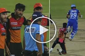 DC vs SRH Eliminator IPL 2019 highlights, Obs rule was used for Amit Mishra