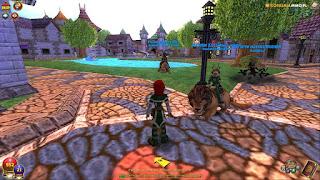 Wizard 101 - Miasto