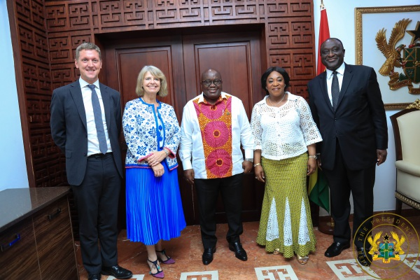 Ghana-UK Sign £20Million Trade and Investment Pact