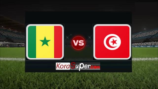 تونس ضد السنغال / tunisia vs senegal 14-07-2019