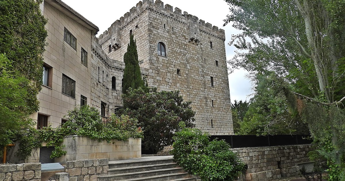La Casa de la Tercia: Burgos, torre de Landa o de Albillos.