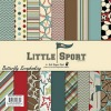 Fancy Pants LITTLE SPORT 6x6 paper pad