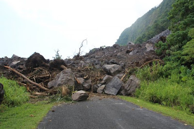 Faktor Sebab Terjadinya Longsor (Landslide)