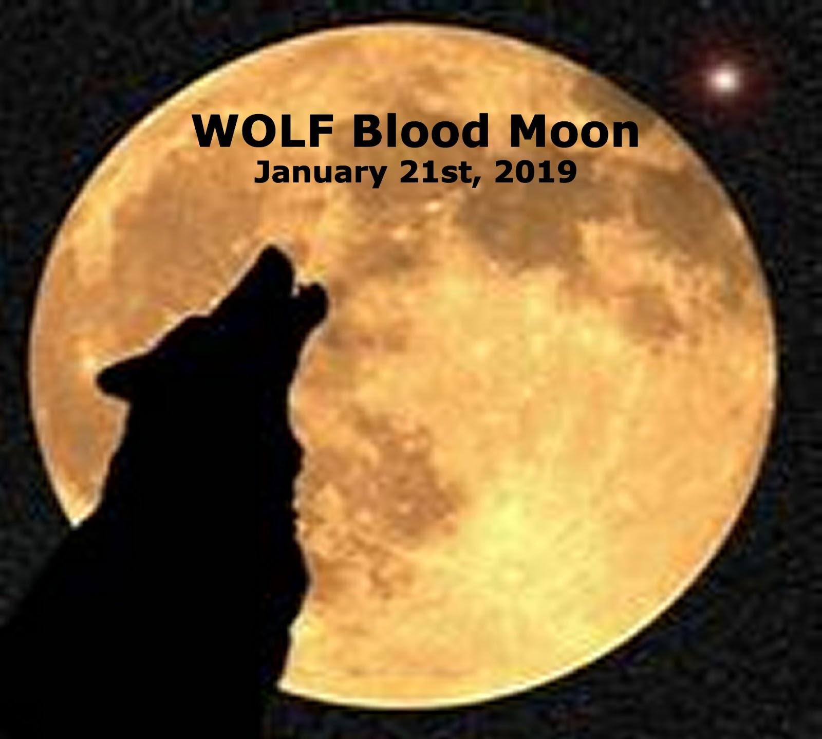 blood moon january 2019 spiritual - photo #35
