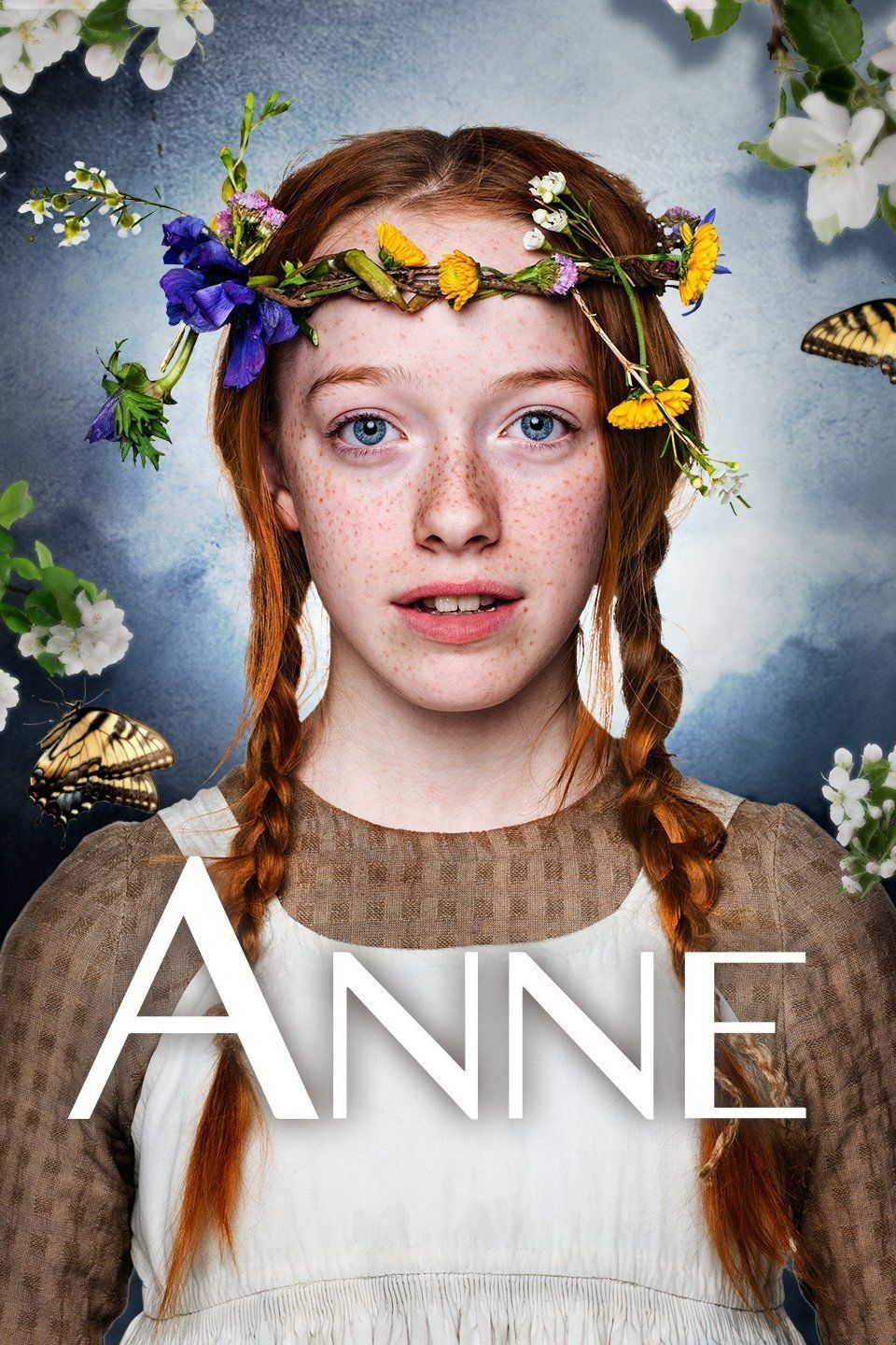 Anne with an E nova série da Netflix