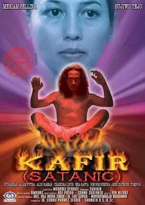 Kafir (Satanic) Poster