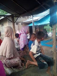 Penderita Difteri Asal Desa LhokJok Kutamakmur Tutup Usia