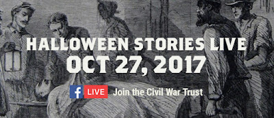 Halloween Stories on Facebook Live