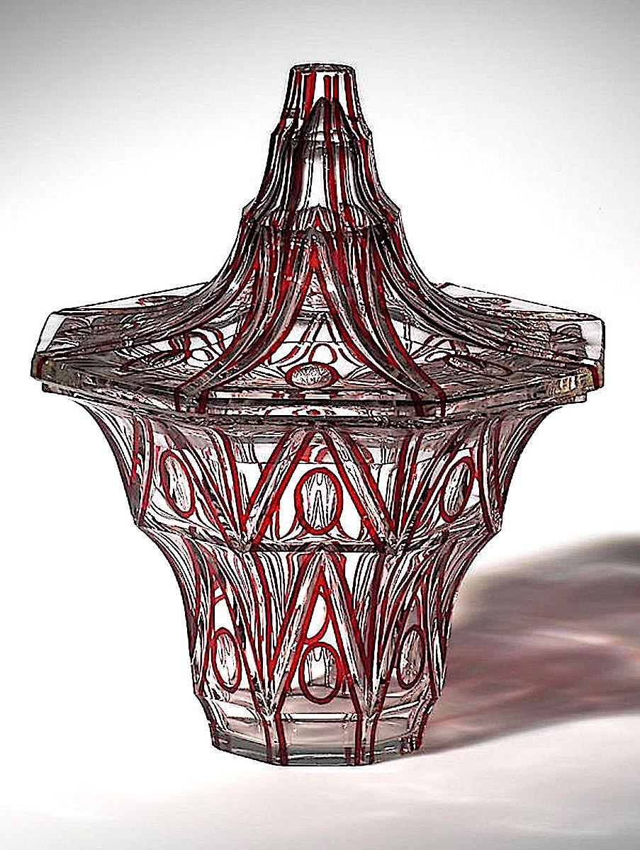 Emanuel Josef Margold 1915 glass