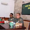 Ketua Tim Brigjen  TNI Ahmad Said (Mabes TNI) Hadiri Rakor Cetak Sawah TA 2019, di Bone