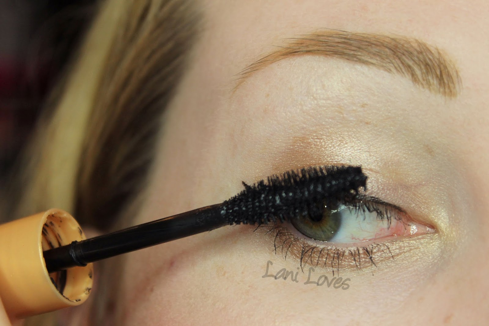 ZA Perfect Action Mascara Review