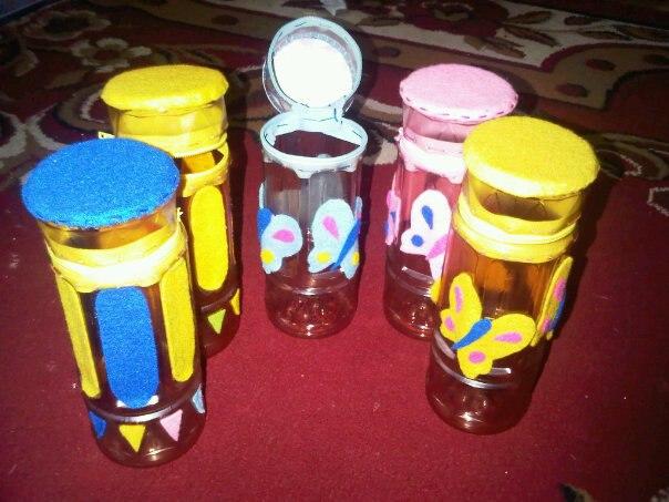 Kerajinan Ramah Lingkungan Made in Home By Ibu Rumah Tangga  0c579f86a3