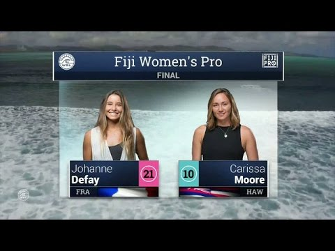 2016 Fiji Womens Pro Final