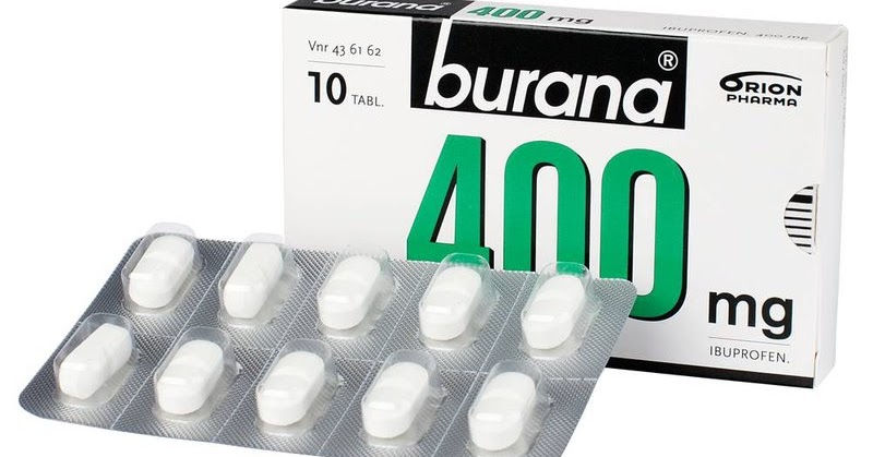 Aspiriini Ja Burana