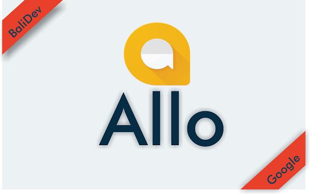Design Cover Allo  by BaliDev