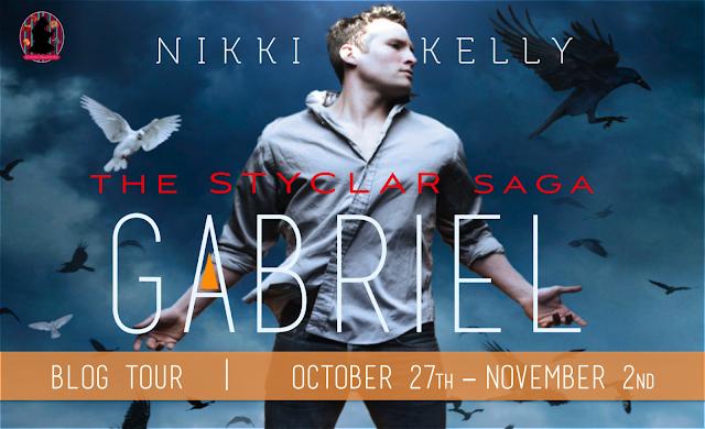 Blog Tour: Gabriel by Nikki Kelly