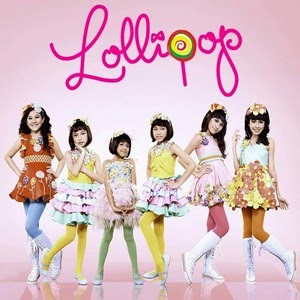 Lollipop - Shine
