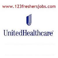 UHG Freshers Jobs 2015