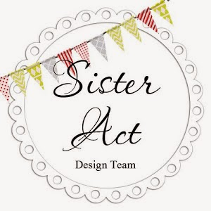 Sister Act Card Challenge DT Alumni