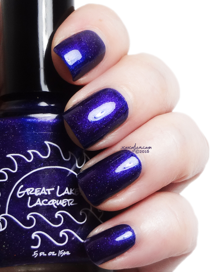 xoxoJen's swatch of Great Lakes Lacquer That's Not How Any of This Works