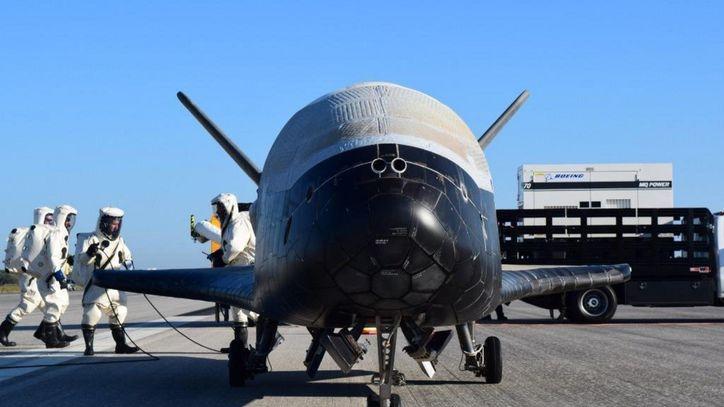 La Fuerza Espacial hará su debut en 2020