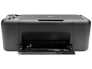 Image HP Deskjet F4480 Printer
