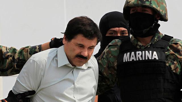 México extradita a 'El Chapo' Guzmán a EE.UU.