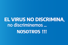 NO DISCRIMINEMOS ...