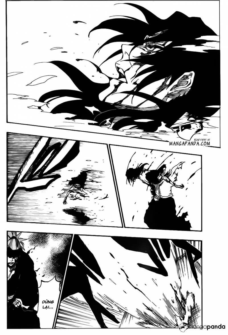 Bleach chapter 502 trang 8