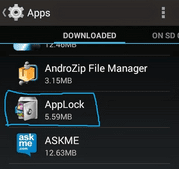 Bypass AppLock On Any Android Devices No Root