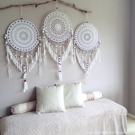 Delicadezas en crochet gabriela atrapasue os tejidos en for Tejidos y novedades paredes