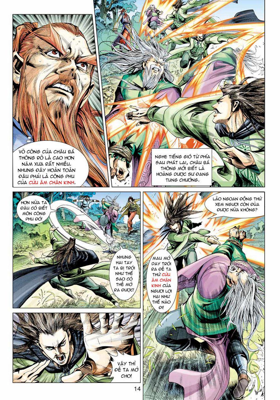 Anh Hùng Xạ Điêu anh hùng xạ đêu chap 49 trang 14