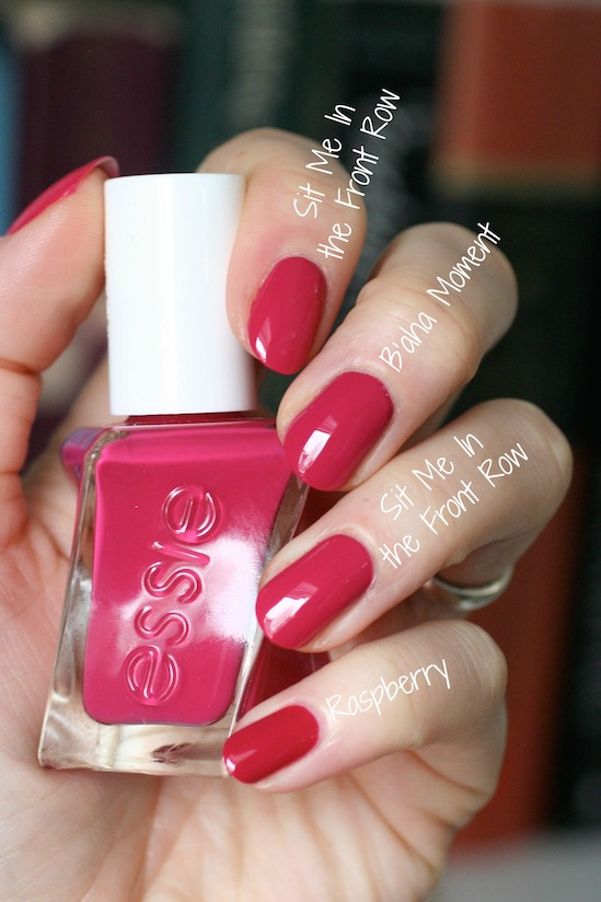 Essie Sit Me In the Front Row | Essie Envy